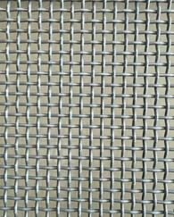 Crimped Wire Mesh / Wire Mesh model dianyam ( SS 201, 304, 316L )